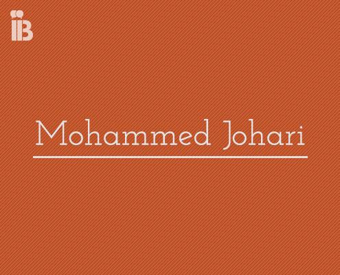 Mohammed Johari